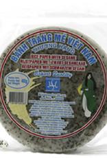 Vietnam Ricepaper Crackers Black Sesame Vietn. 22Cm 400G