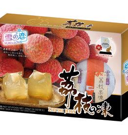 Y&L Dessert Litchi Flavour Jelly Y&L 200G