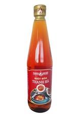 Minh Ha - Thanh Ha Minh Ha-Thanh Ha Fish Sauce Premium 720Ml