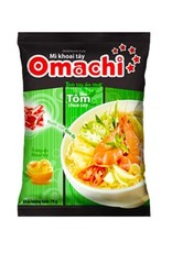 Omachi Omachi Instant Noodles Tom Yum Flavor 80G