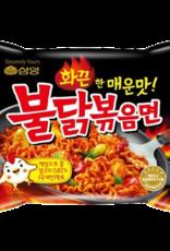 Samyang Samyang Inst. Noodle Hot Chicken Flavor 140Gr