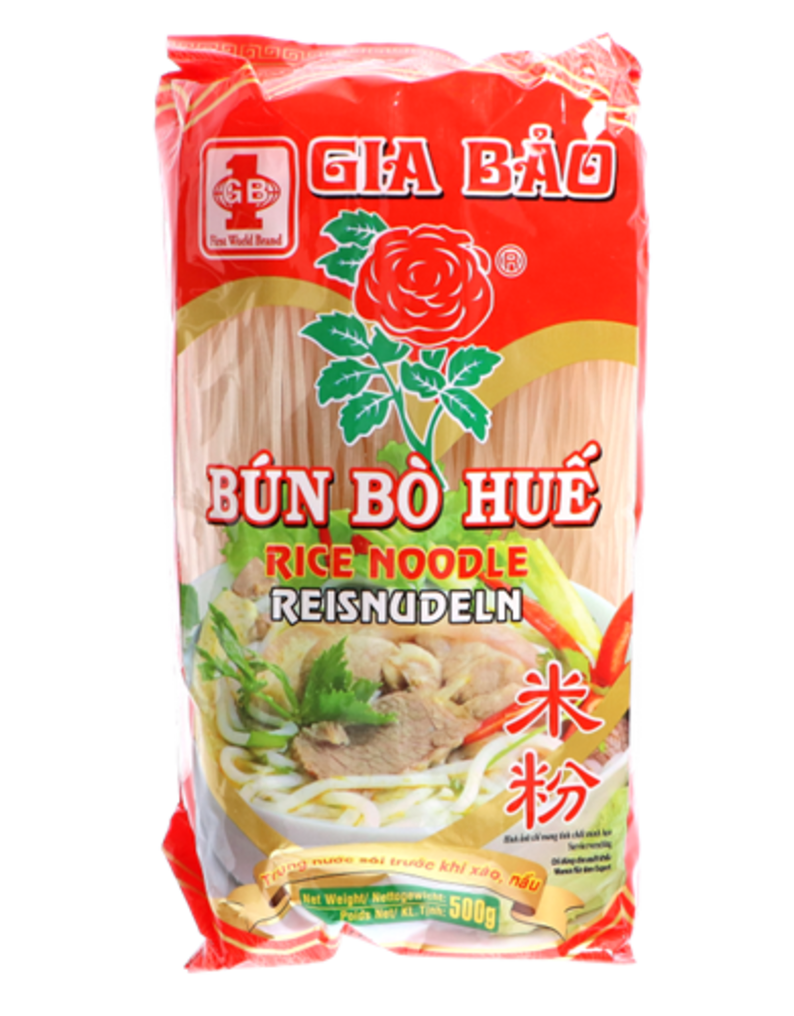Gia Bao Bún Bò Huế Gia Bảo 1.5Mm