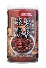 Qq Canned Grass Jelly Dessert 320G