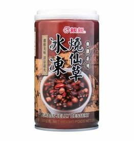 Qq Canned Grass Jelly Dessert 320G