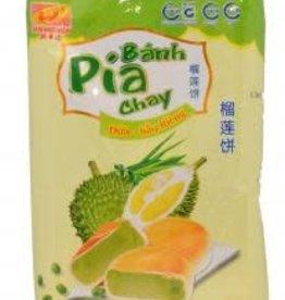 Tan Hue Vien Bánh Pía Đậu Xanh Sầu Riêng Lá Dứa 400 Gr