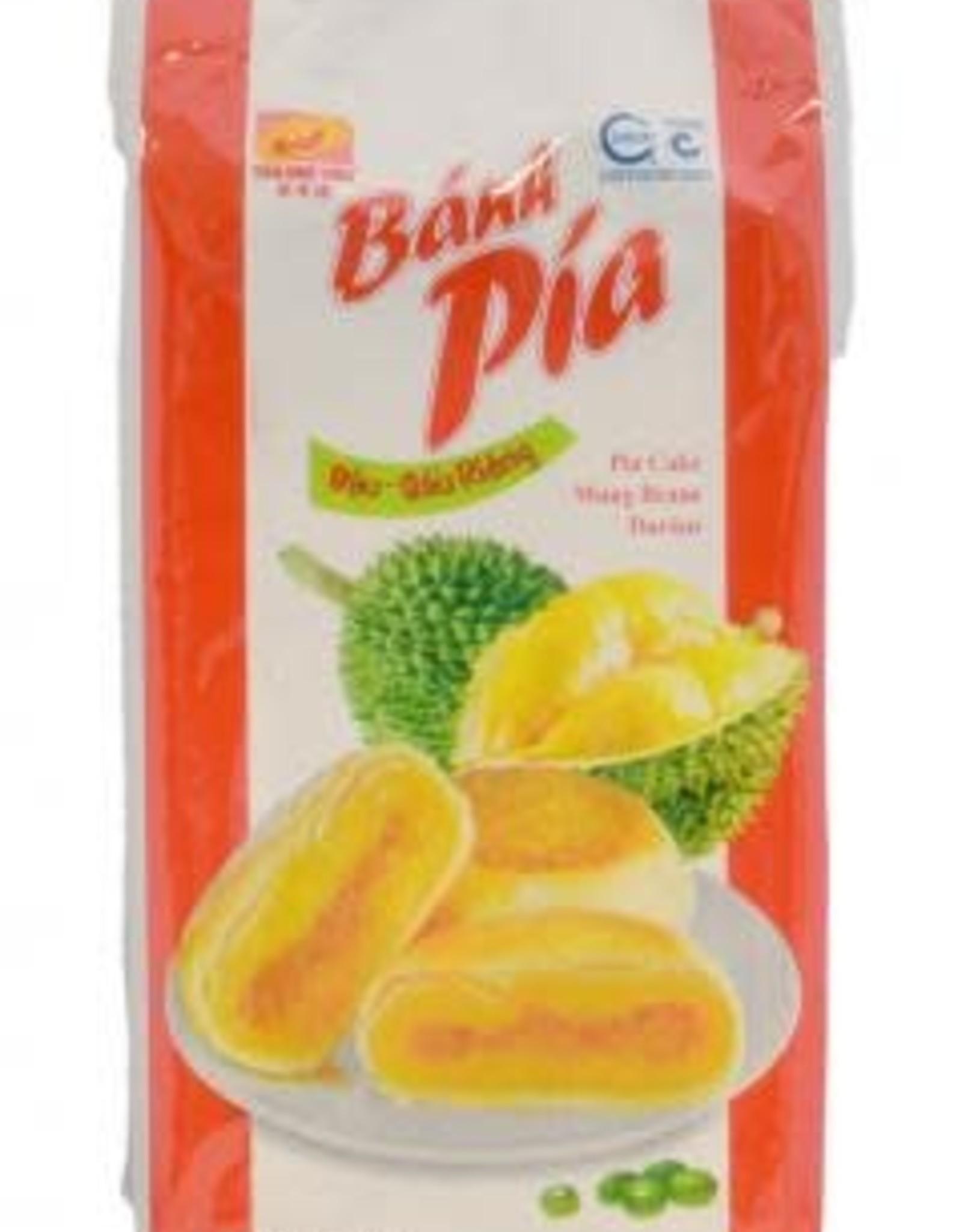 Tan Hue Vien Pia Cake Mung Bean Durian 400 Gr