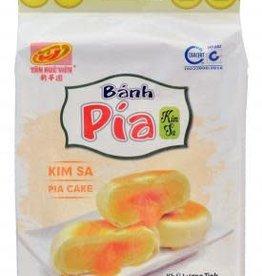 Tan Hue Vien Pia Cake Kim Sa Mung Bean 480 Gr