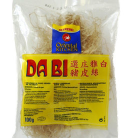 OK Dried Shred Pork Skin 100G