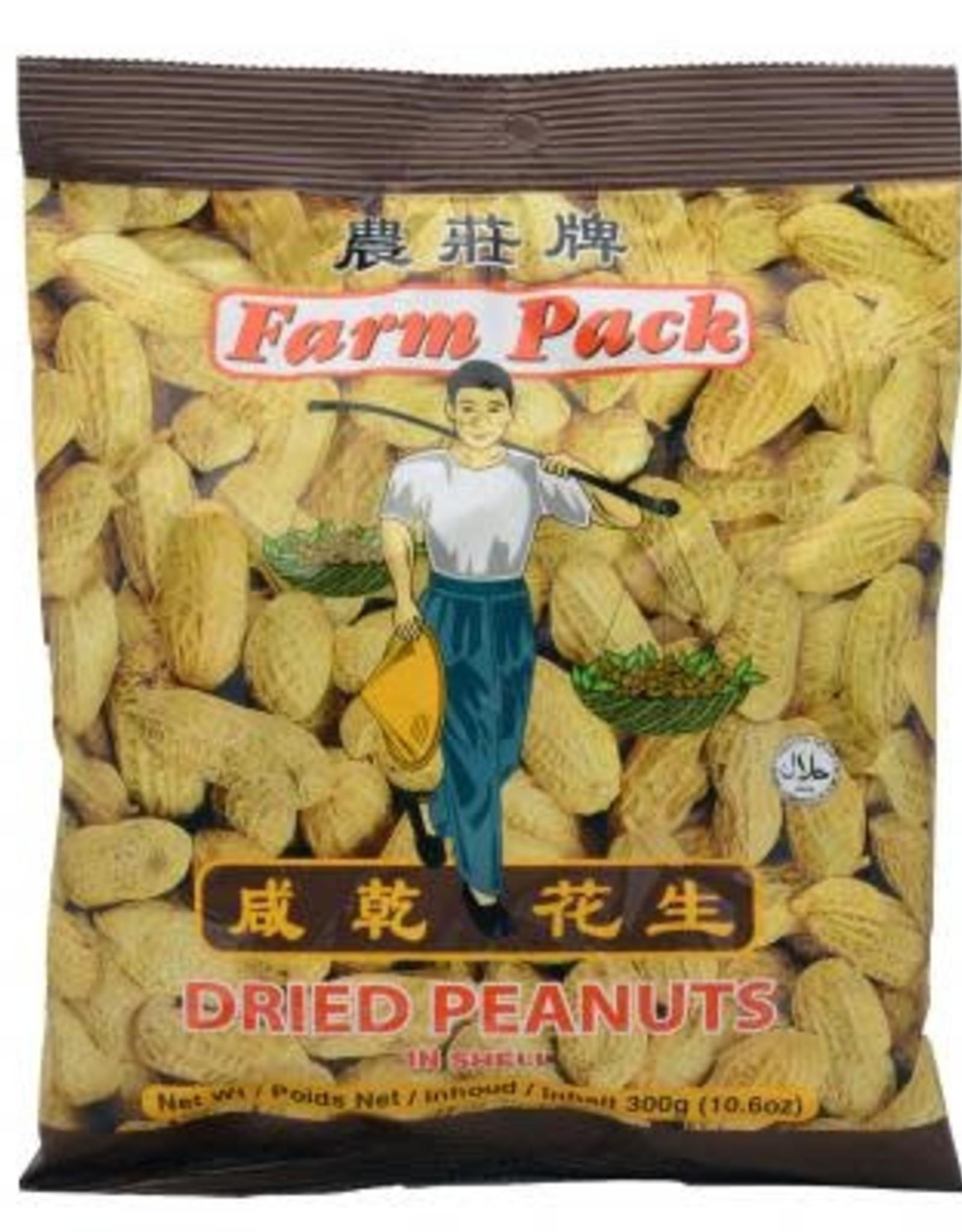 FARMER Dried Peanuts Farmer 300 Gr