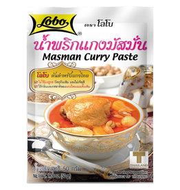 LOBO Spice Paste Masman Curry Lobo 50G