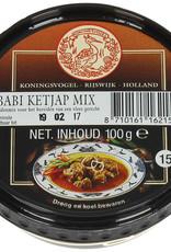 KONINGSVOGEL Spice Paste Babi Ketj. Koningsvgl 100G