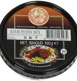 KONINGSVOGEL Spice Mix Ajam Pedis Koningsvgl 100G