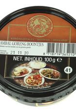KONINGSVOGEL Spice Paste Sambal Gor. Beans Kv 100G