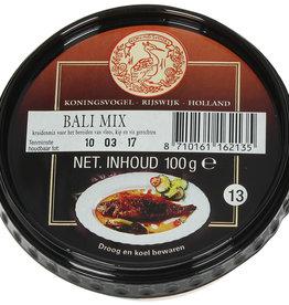 KONINGSVOGEL Spice Paste Bali Koningsvogel 100G