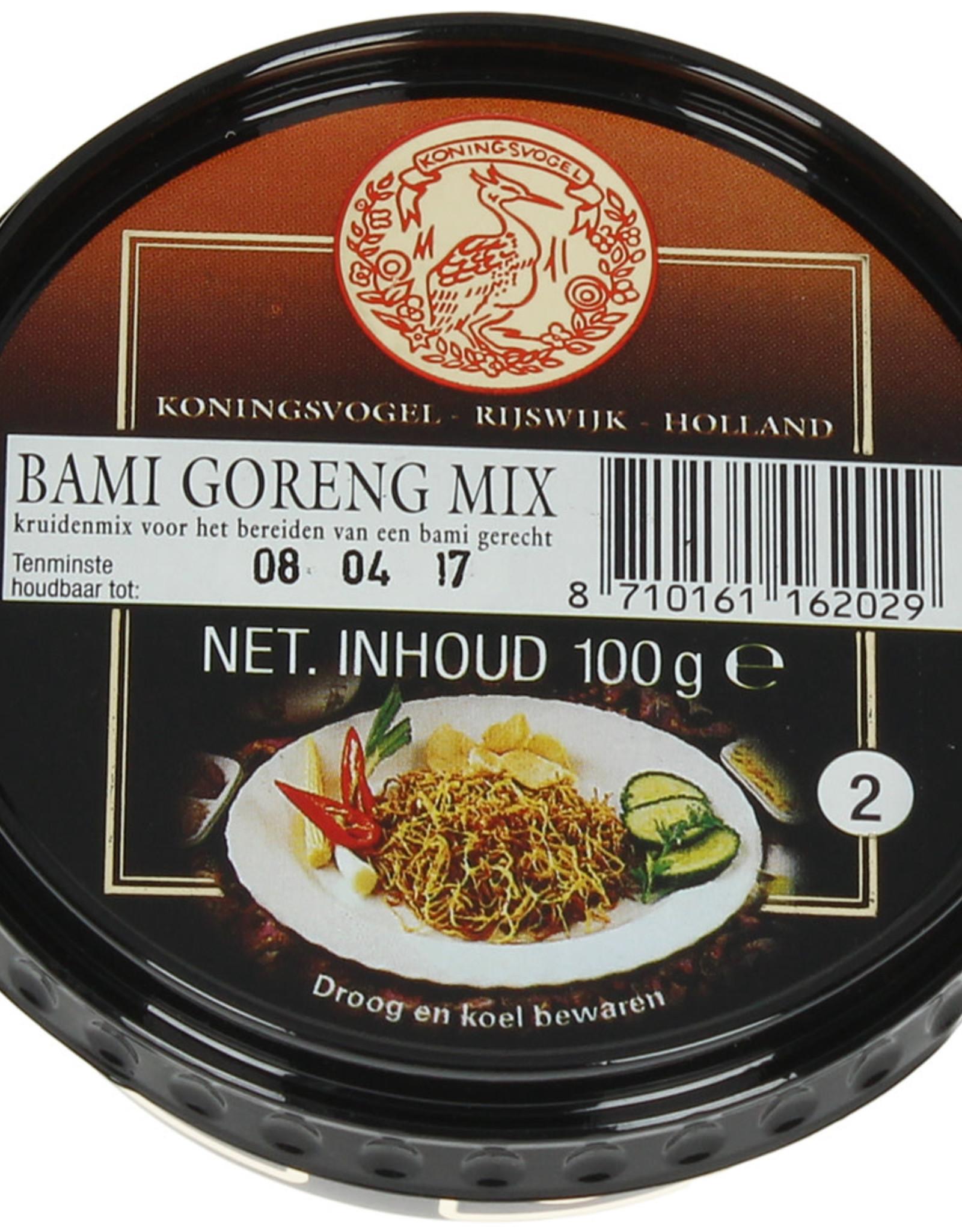KONINGSVOGEL Spice Paste Bami G. Koningsvogel 100G