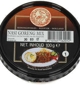 KONINGSVOGEL Spice Past Nasi G. Koningsvogel 100G