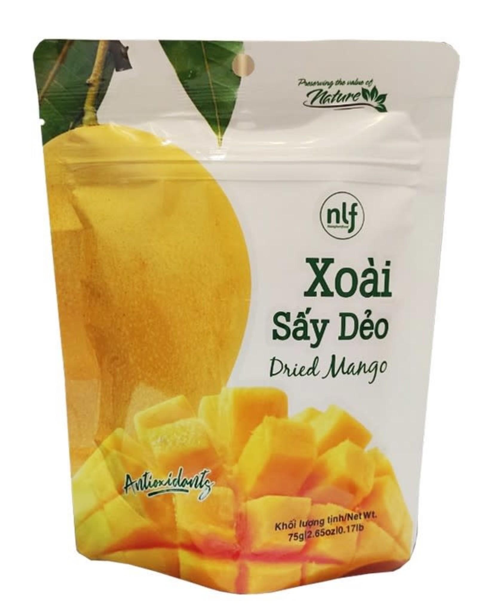 Nonglamfood Nlf Zachte Gedroogde Mango 75G