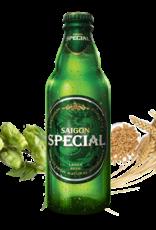 Bia Sài Gòn Đặc Biệt 330ml (4.9% Alc)