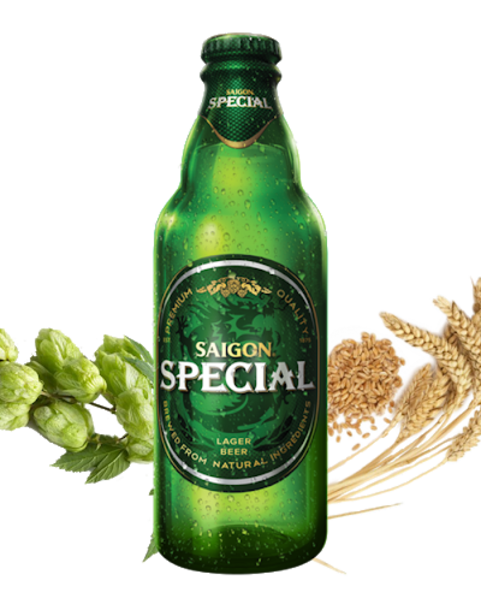 Saigon Beer Special 330ml (4.9% Alc) (24/box)
