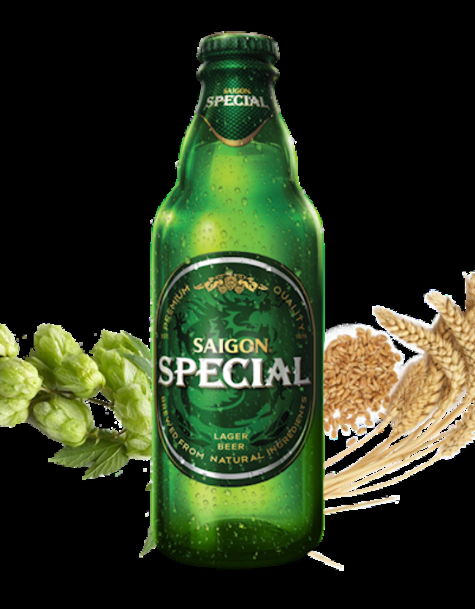 Saigon Speciaal Bier 330ml (4.9% Alc) (24/doos)