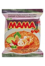 MAMA Instant Noodles Shrimps (Tom Yum) Mama 60gr