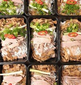 Lunch Eend Noedelsoep (donderdag-zaterdag)
