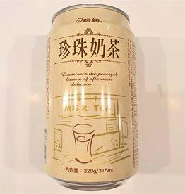 QQ QQ Canned Pearl Milk Tea 315ml