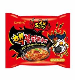 Samyang Extra hot chicken SAMYANG 140g