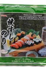 He Zhou Wu HZW Sushi Seaweed (10 sheets) 28GR