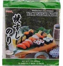 He Zhou Wu HZW Sushi Zeewier (10 vellen) 28GR