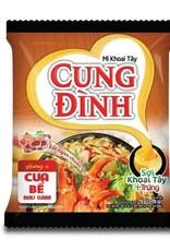 Cung Dinh Inst. Noedels - Krab met Laksa Cung Dinh 79g