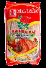 Gia Bao Rice Noodle - Hu Tieu Dai - 2.5mm 500g