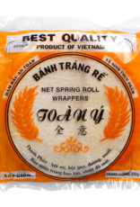 Toan Y Net Rice Paper for Fried Spring Roll 250g