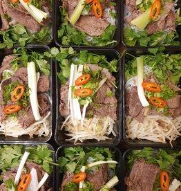 Beef Noedelsoep - Phở Bò (maandag-woensdag)