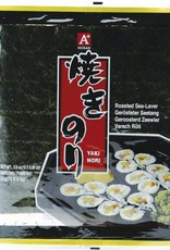 Yaki Nori Seaweed Roasted A+ 25G