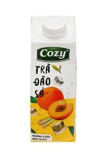 COZY Cozy Perzik & Citroengras Thee 225ml