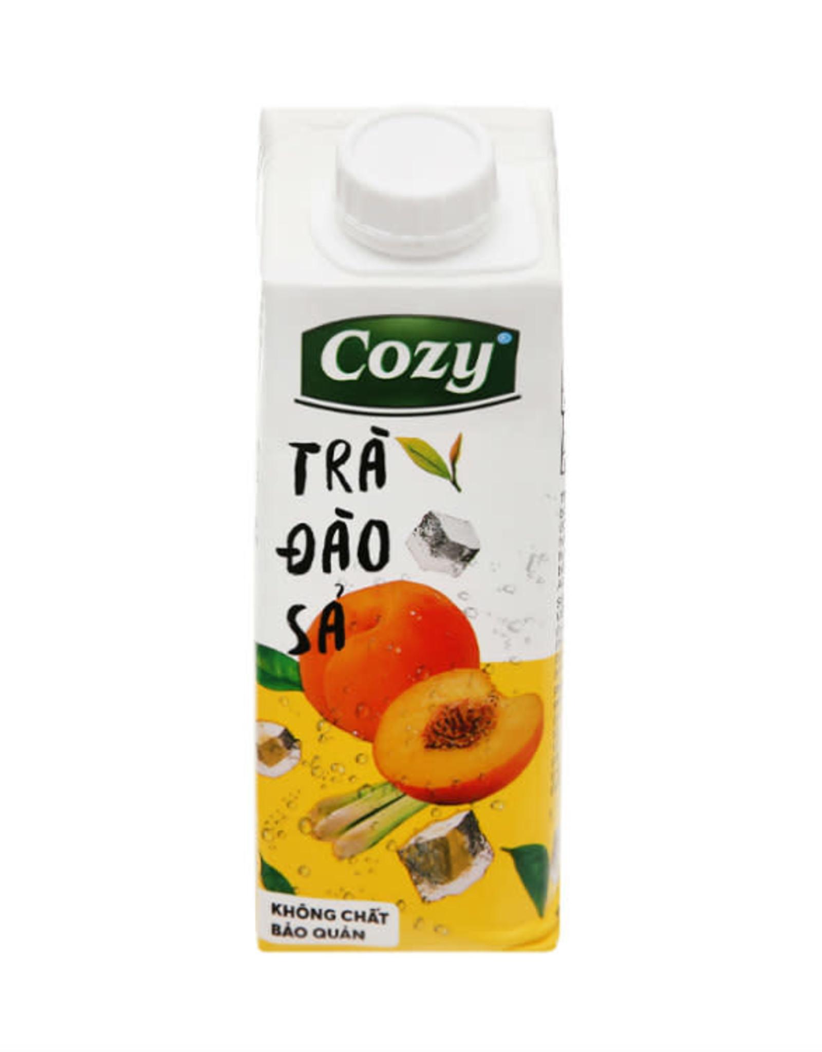 COZY Cozy Peach & Lemongrass Tea 225ml