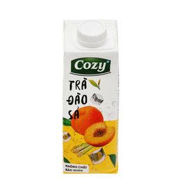 COZY Trà Đào Sả Cozy 225ml