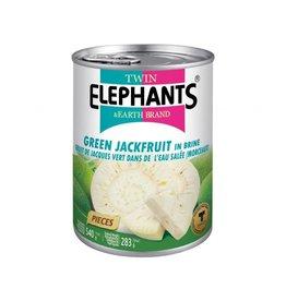 Twin Elephants Green Jackfruit canned 540g Twin Elephants
