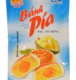 Tan Hue Vien PIA Cake Mung Bean Durian 600 GR