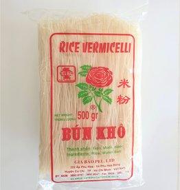 Rose Gia Bao rijstvermicelli (bun kho) 500g