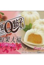 He Fong Fruit Mochi Lychee 210g