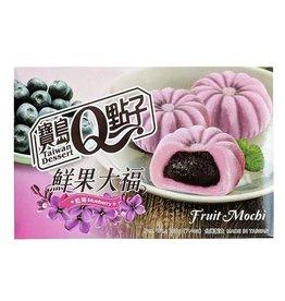 He Fong Fruit Mochi Blueberry 210g
