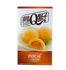 He Fong Peach Mochi Cake 104g