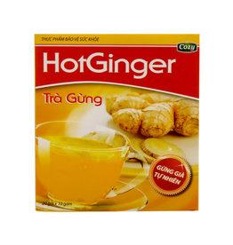 COZY Cozy Hot Ginger Tea 10g