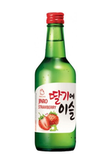 JINRO Soju Strawberry 13% Alc. 360 ML JINRO