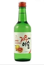 JINRO Soju Grapefruit 13% Alc. 360ml JINRO