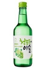 JINRO Soju Grape 13% Alc. 360ml JINRO