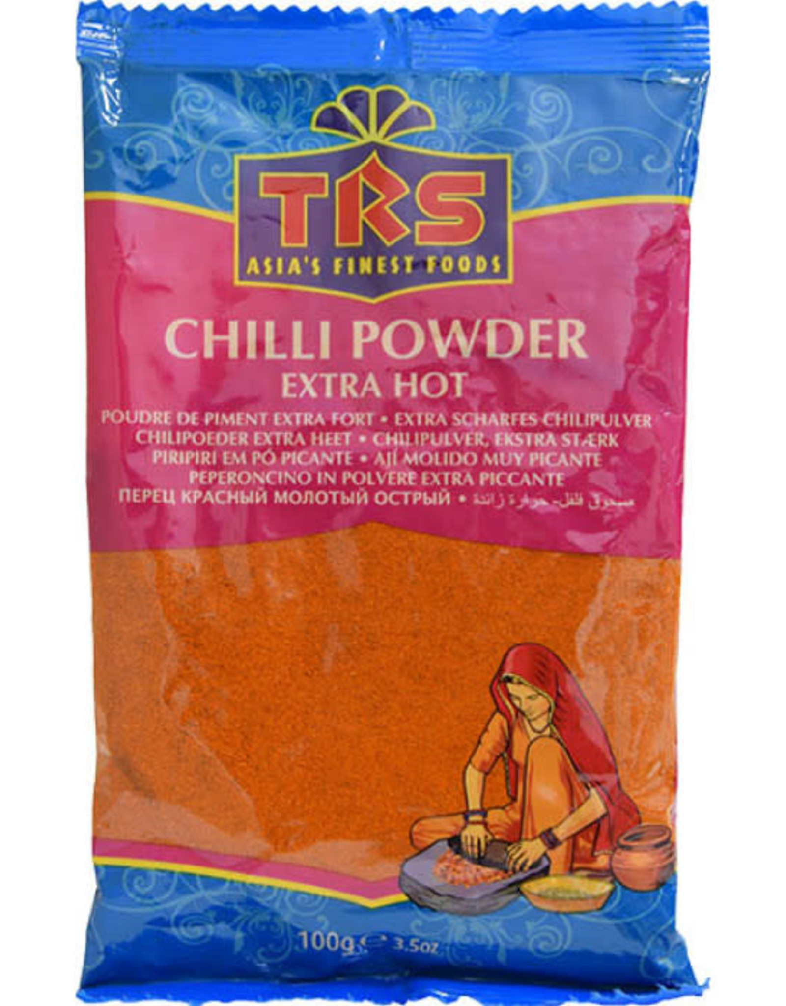 TRS Chilipoeder Extra Heet 100 g