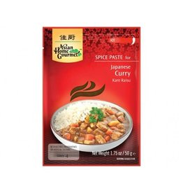 AHG AHG Japanese Curry Paste 50g